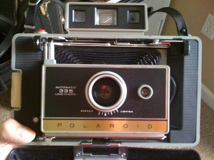 Polaroid 335 Automatic