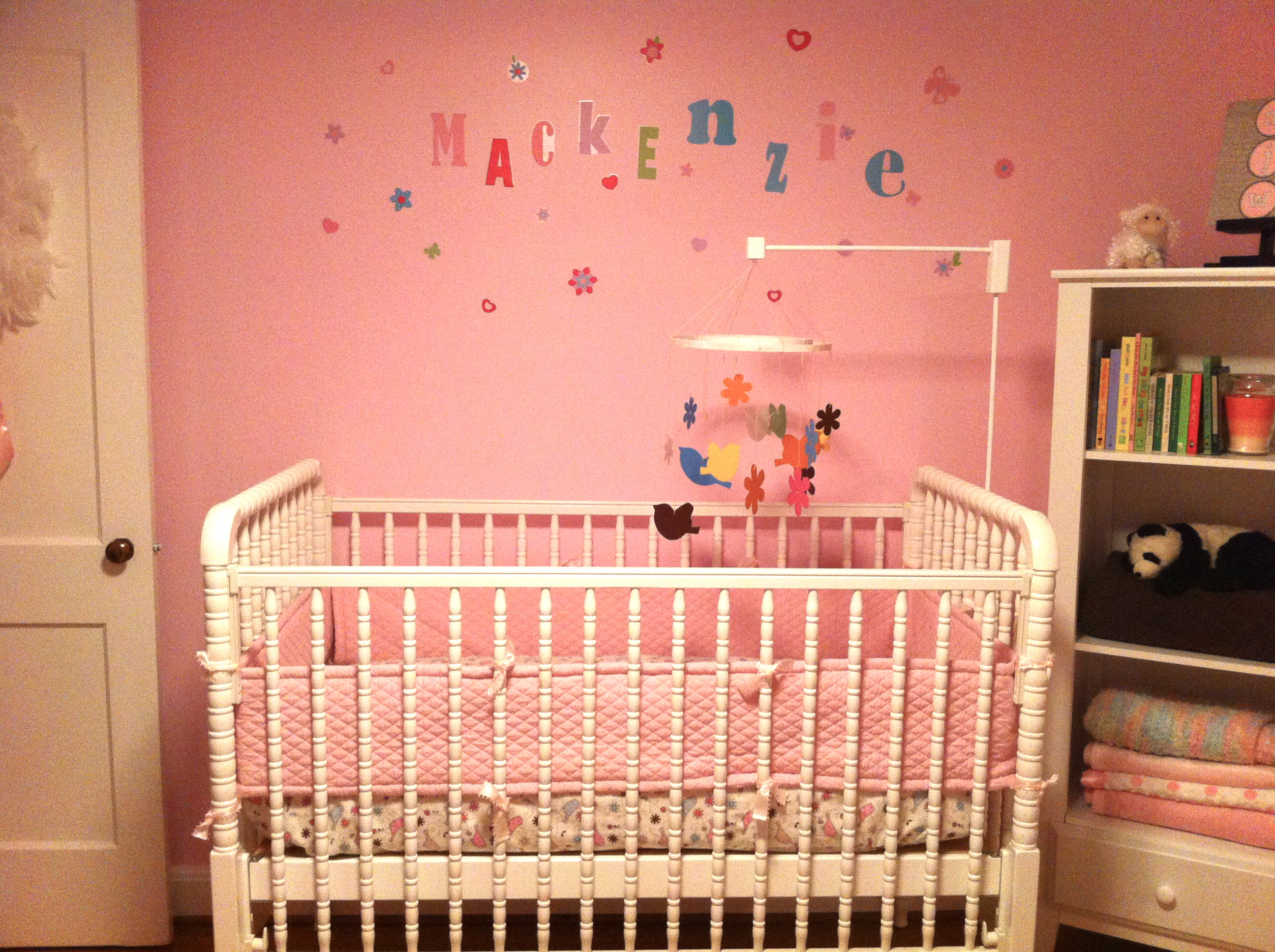 how to make a crib mobile dee wilcox. Black Bedroom Furniture Sets. Home Design Ideas