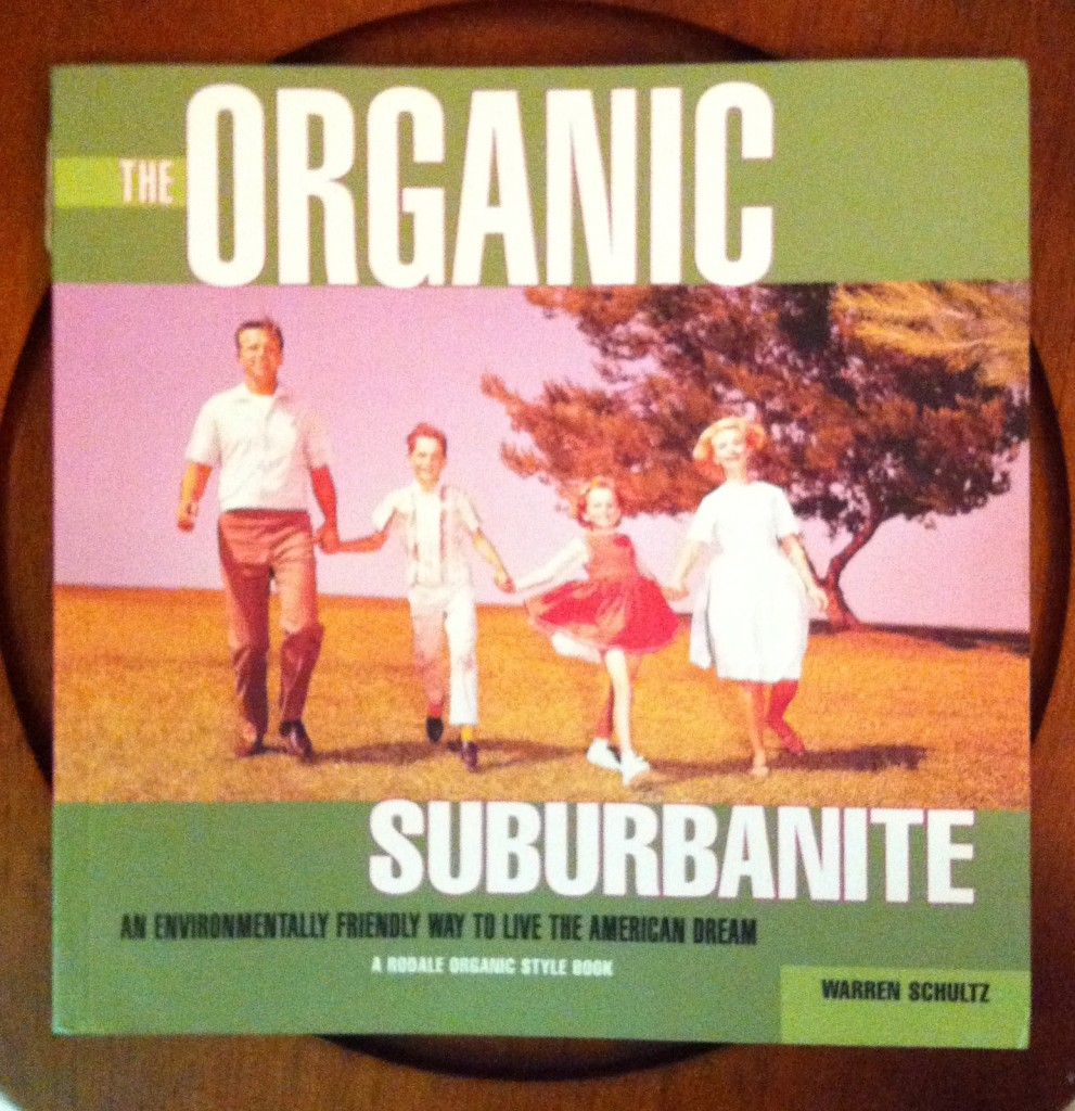 Organic Suburbanite Book Cover