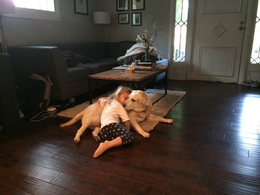 Annie and Mackenzie